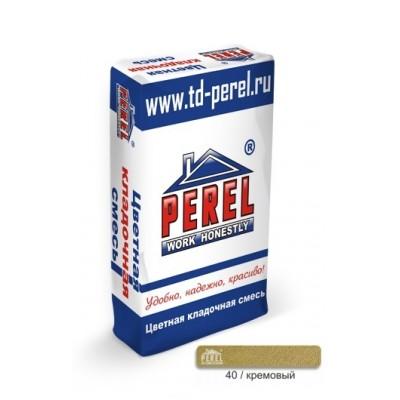 Цветная кладочная смесь Perel SL 0040 кремовая
